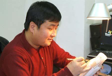 设计是玉雕厂的灵魂 新疆玉雕大师樊军民专访(图)