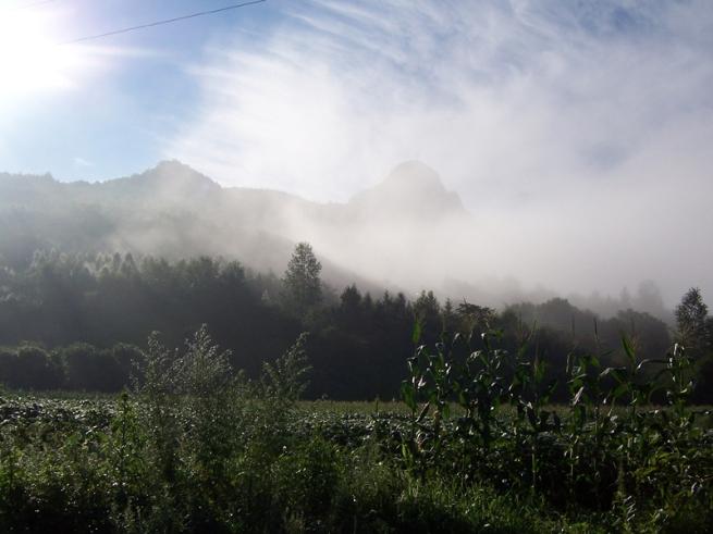 帽儿山国家级森林公园景区