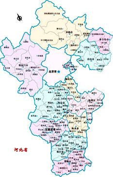 河北省_河北地图