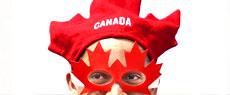 一叶知秋:赏加拿大红枫