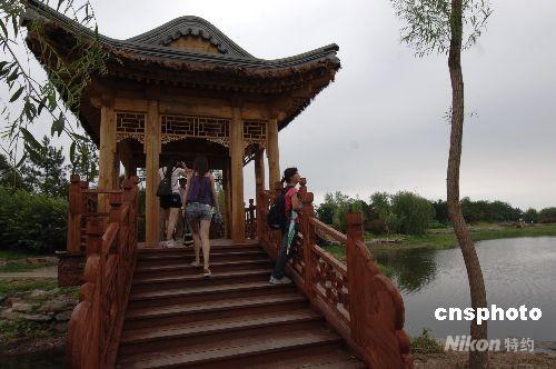 奥运之城:圆明园九州景区三百年来首度开放