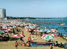 南戴河海滨浴场