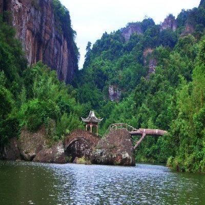翔龙湖景区