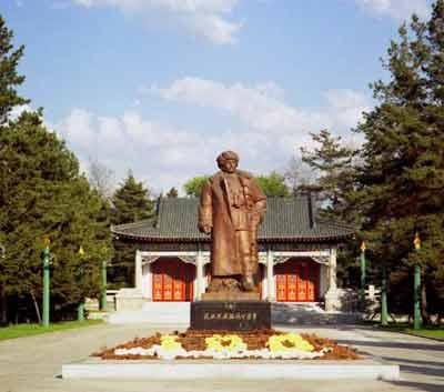 杨靖宇烈士陵园