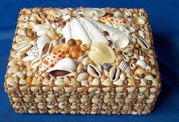贝壳工艺品
