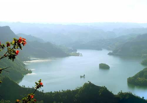 重庆黔江小南海旅游景区