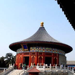 供奉祭祀神位的皇穹宇