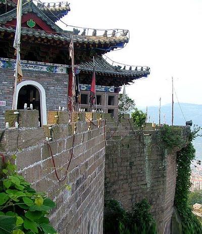 中国重庆4A级景区重庆云阳张飞庙_新浪旅游_新浪