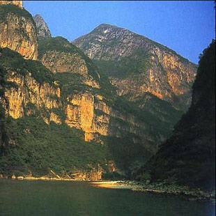 巫山小小三峡