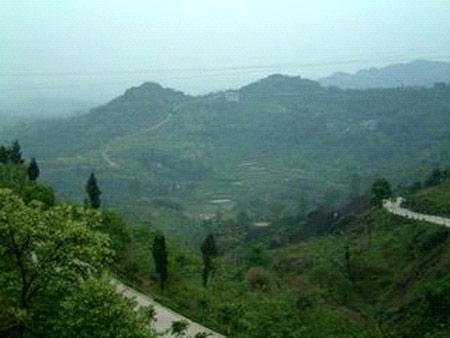 佛手山风景区-邓小平故里景点介绍 佛手山高清图片