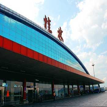 桂林国际机场,桂林两江国际机场图片