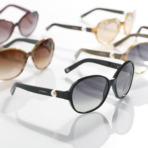 香奈儿新款眼镜