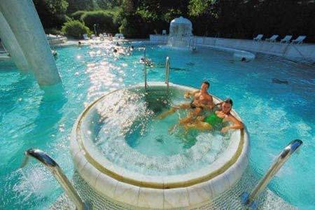 德国巴登温泉