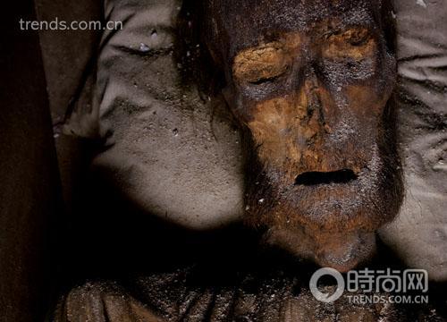 西西里古墓:木乃伊之谜(组图)