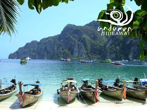 普吉岛甲米海洋度假村