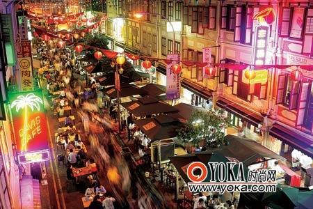 新加坡・中国城
