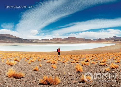 阿塔卡马沙漠绝少降雨,那片赤红的土地让人震憾,据科学家研究,阿塔卡马沙漠的土质与火星的土壤条件存在很大的相似性。