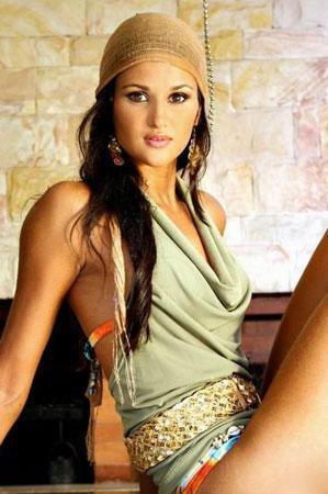 阿根廷美女