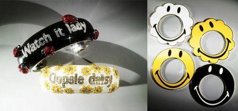 精致可爱的指环