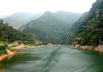 北京周边游:京东大峡谷风景区