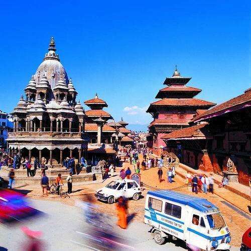 尼泊尔:触摸幸福 温暖我尘封的灵魂
