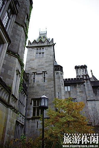 漂亮的城堡