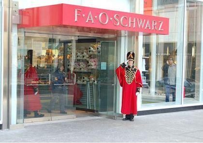 FAO Schwarz玩具店