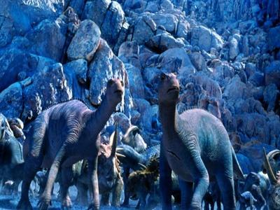 自贡恐龙博物馆科普知识:恐龙吃石头的缘由(图)