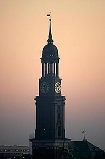 汉堡圣米夏尔教堂