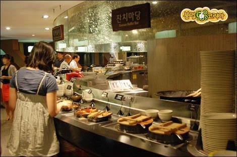 首尔的特色餐厅