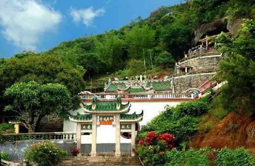 惠东平海镇古村