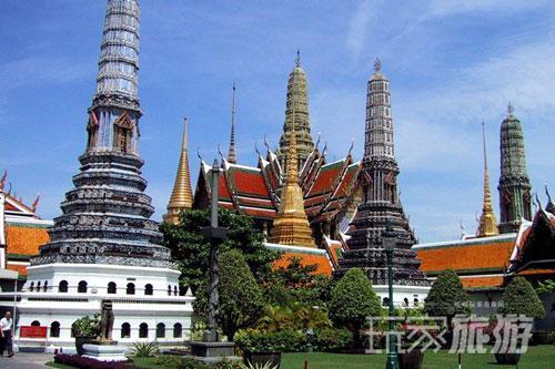泰国即将迎来旅游旺季