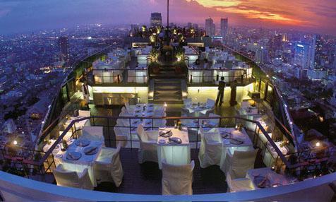 世界上最美丽的餐厅