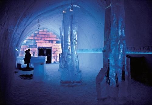 2006年版冰酒店大堂