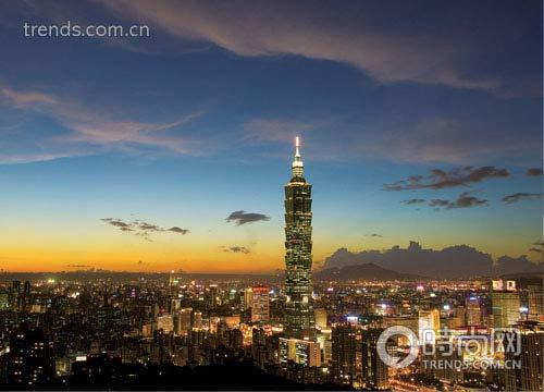 台北,梦寐以求的梦中情人