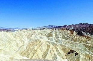 自驾死亡谷国家公园