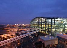 昂贵的伦敦希斯罗机场