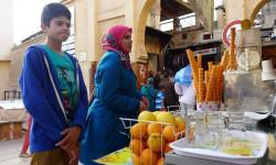 摩洛哥美食纪行 当薄荷爱上糖