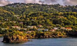 美丽的加勒比海岛国 圣卢西亚