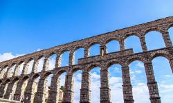 古罗马输水道 完美的刚柔并济