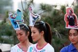 中网时尚队出席嘉年华活动