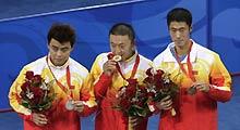 国乒北京奥运创完美纪录