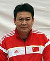 主教练蔡斌