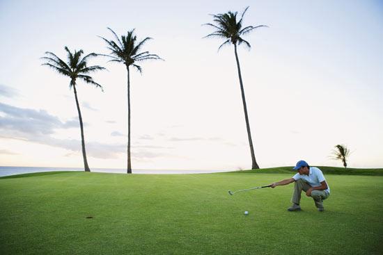 自由享受高尔夫