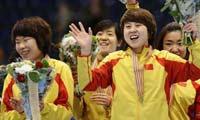 2009年短道速滑世锦赛中国完美收官