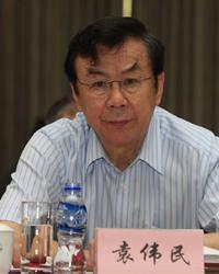 袁伟民: 中国高球前途光明
