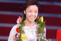 2005年获世界十佳运动员