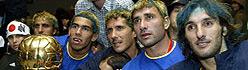 2003年博卡青年捧杯