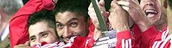 2001年拜仁捧杯
