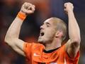 荷兰3-2乌拉圭 斯内德